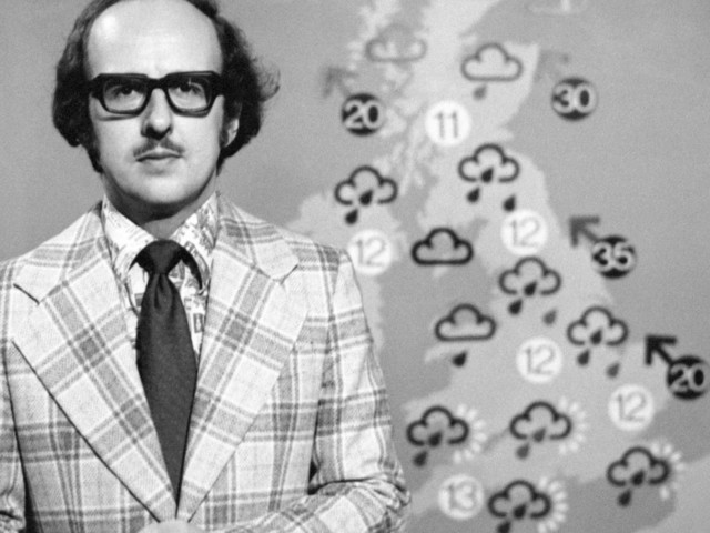 Weatherman Michael Fish Would 'Love' To Have A Storm Named After Him