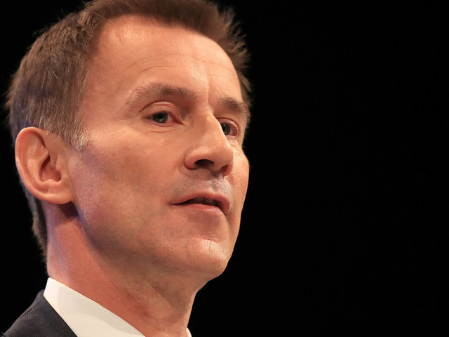 Jeremy Hunt Tries To Calm Tory Civil War Over Europe – As Bank Of England Says Brexit Vote Cost UK 'Tens Of Billions'