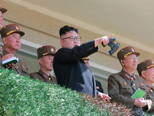 U.S. may launch strike if North Korea reaches for nuclear trigger - NBC News