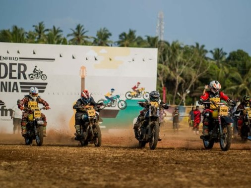Registrations For The Royal Enfield Rider Mania 2019 Are Now Open