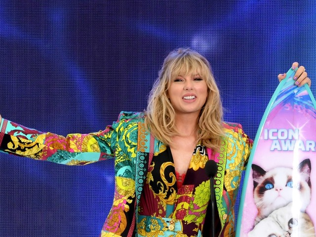 Taylor Swift's Favorite Lyric From 'Lover' Will Have You Hitting Replay On This Track