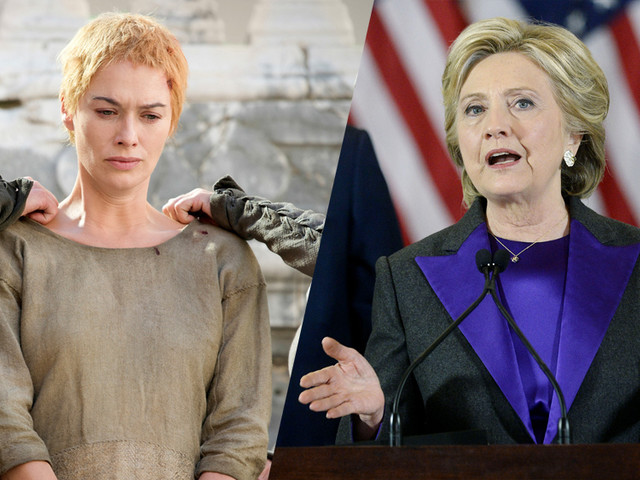 Hillary Clinton Compares Herself to Cersei From 'Game of Thrones' in New Book