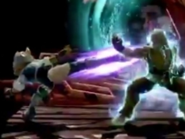Super Smash Bros. Ultimate player recreates Evo Moment #37