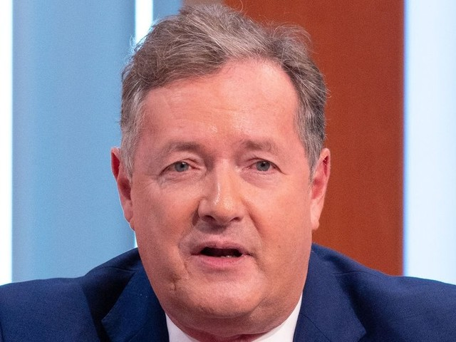 Piers Morgan says 'Susanna and I have never been heavier' after weight gain