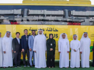 Emirates Transport to launch the first electric school bus in the UAE; air conditioner efficiency a point of focus