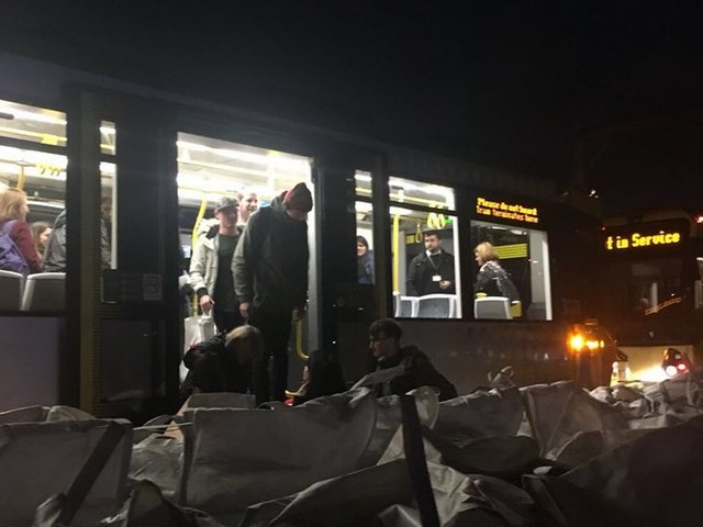 Trams 'unlikely' to run as normal between Bury and Victoria until midday after night of chaos on network