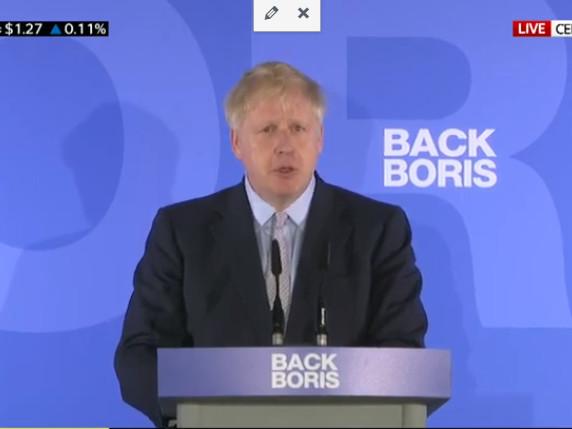 Boris Johnson's Campaign Launch: Watch Live