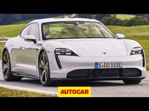 2020 Porsche Taycan video review: new electric Porsche driven