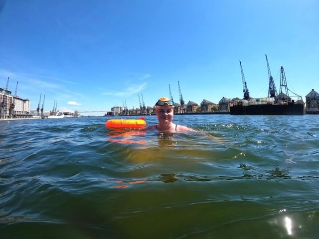 Where Exactly Can You Swim In London Right Now?