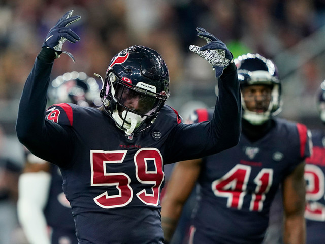 Houston Texans upset New England Patriots for first time since 2010