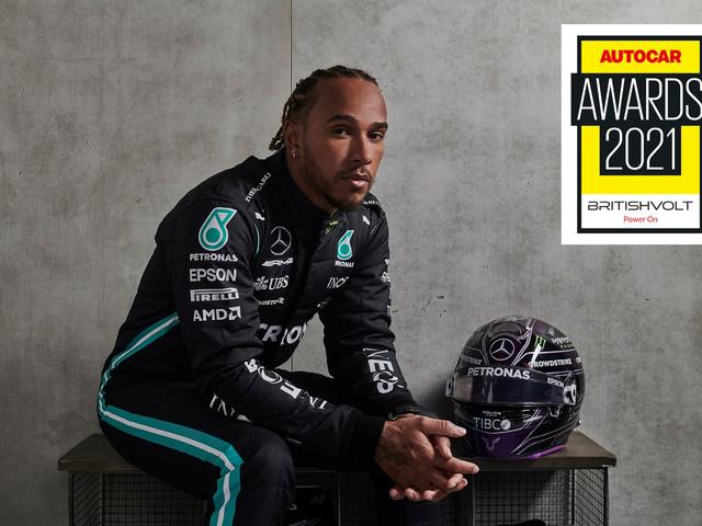 Autocar Awards 2021: Sir Lewis Hamilton wins Editor's Award