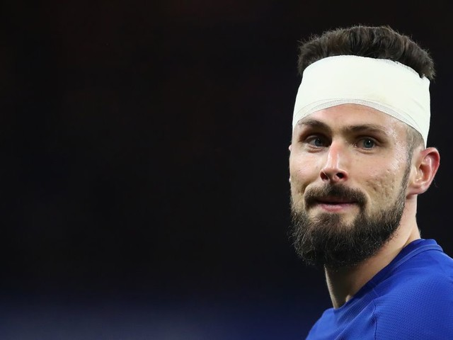 Olivier Giroud full debut vs. West Brom: 'A more handsome Diego Costa'