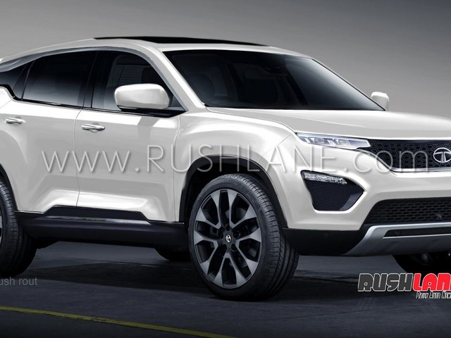 Tata Harrier booking accepted by authorized dealer for Rs 50,000 – Launch soon
