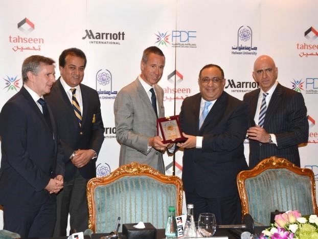 Marriott International launches hospitality training programme in Egypt