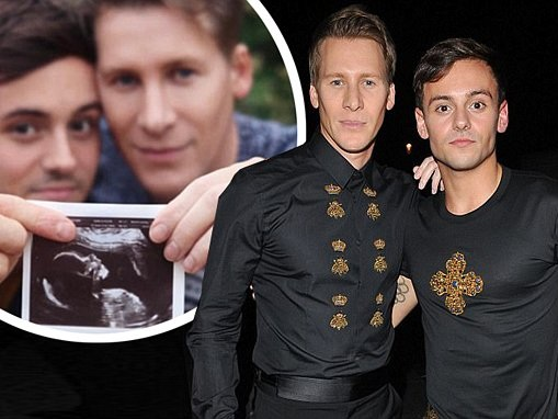 Tom Daley and Dustin Lance Black Announce Theyre Expecting Their First Child