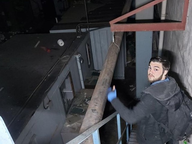 Inside the Huddersfield mill frozen in time for more than 14 years