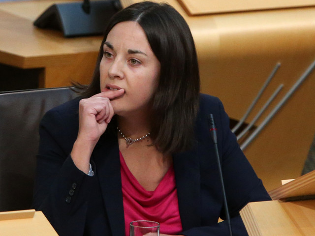 Only Labour Has The Ideas And The Will To Unlock The Potential Of The Scottish Parliament