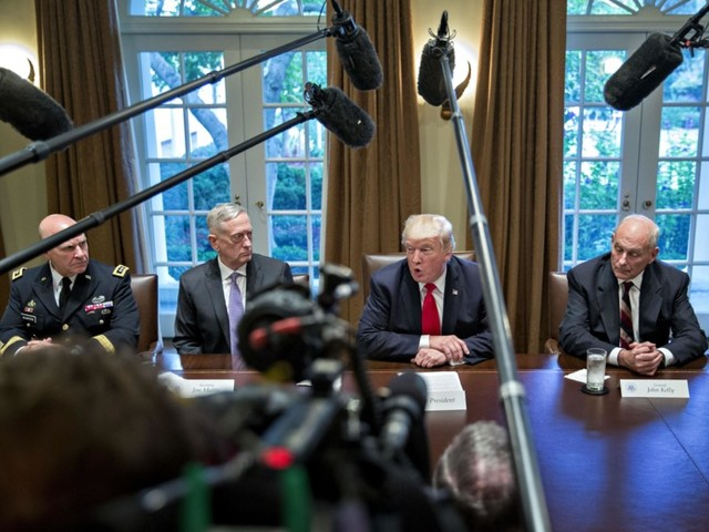 """Trump's Jerusalem Decision Shows That We Can't Count on the """"Grown-ups in the Room"""""""