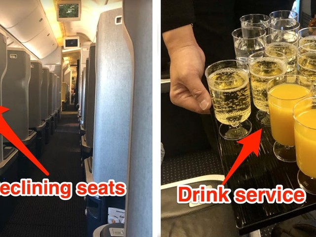 I flew one of the longest flights in the world in business class, and I can't imagine spending those 17 hours in economy