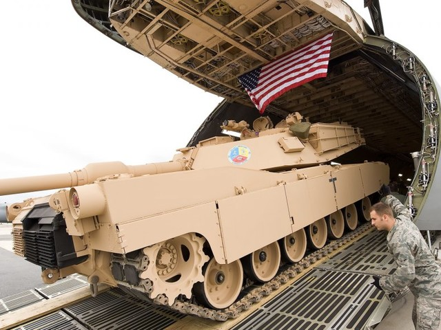 The Army is equipping tanks with a high-tech protective system it's been working on for decades as it prepares for a great-power war