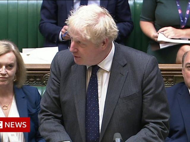 AUKUS: Boris Johnson on UK, Australia and US defence pact