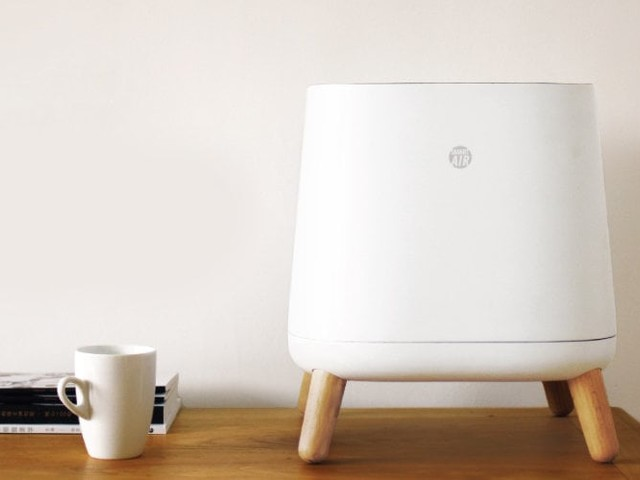 Sqair air purifier hits Kickstarter