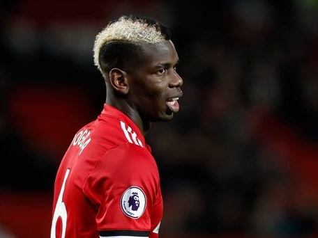Mourinho believes Manchester United are showing signs of revolving around Pogba