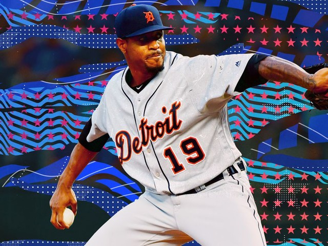 I hope Edwin Jackson pitches forever, and he might