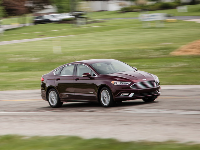 2017 Ford Fusion – In-Depth Review