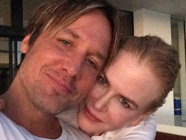 Read Keith Urban's Adorable Anniversary Message to Nicole Kidman