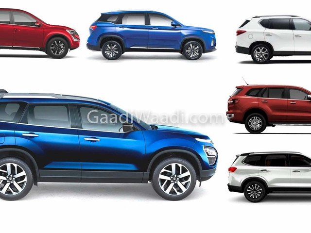 2021 Tata Safari To Make A Big Impact In 7-Seat SUV Segment