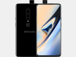 OnePlus 7 render teases gradient design and triple camera array