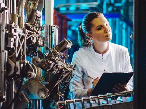 LISTEN: Increasing the 12%: why we need more women in engineering