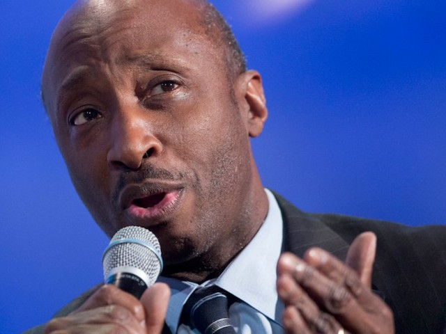 One crucial quote from Merck CEO Ken Frazier at an event for big-time investors in Manhattan shows the US drug giant at a crossroads
