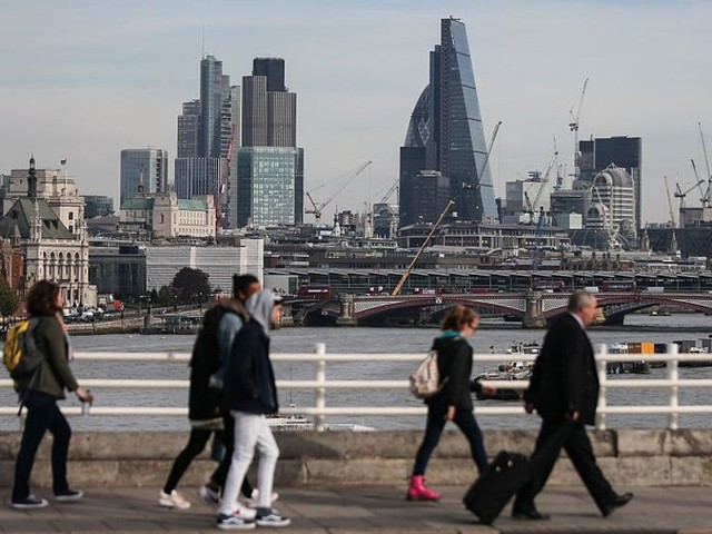 Brexit 'crunch time' for City of London, says group