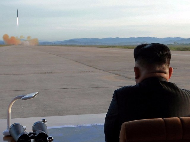 These striking photos capture the major missile launches North Korea has conducted in 2017