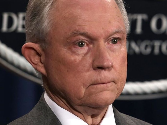 Sessions' Task Force Doesn't Recommend Crack Down on Legal Marijuana