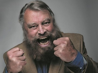 Brian Blessed announced 14 new tour dates