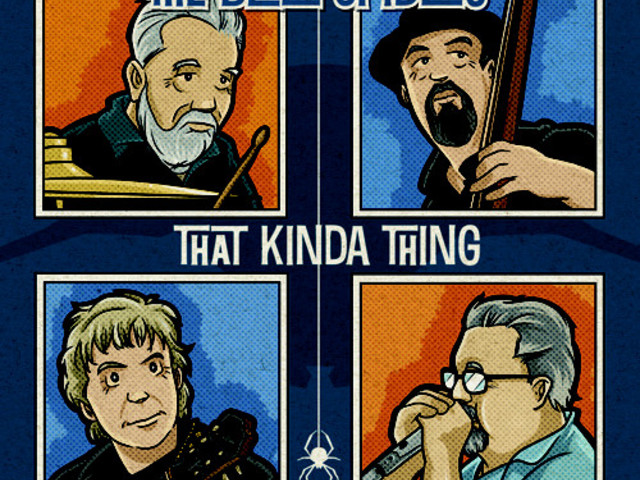 The Blues Spiders: That Kinda Thing – album review