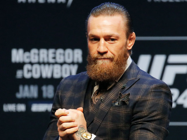 Conor McGregor and U.F.C. Attempt a Shift Away from Heel Status