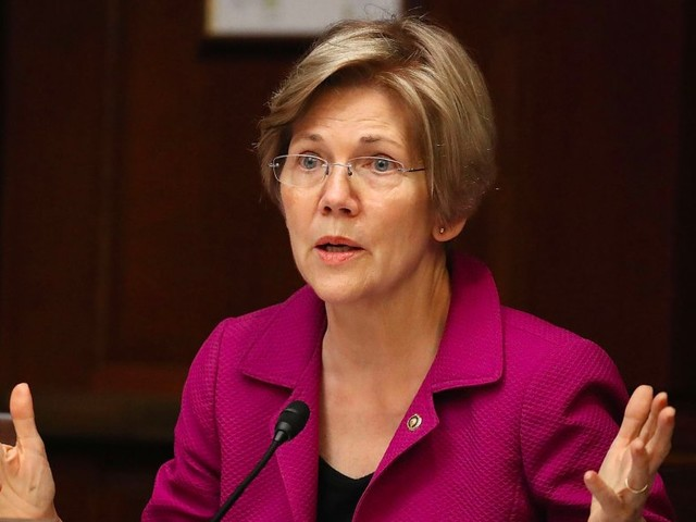 Warren to Trump nominee: 'It would be a mistake to put you on the Fed board'