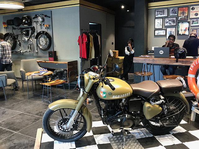 Royal Enfield expands into South Korea