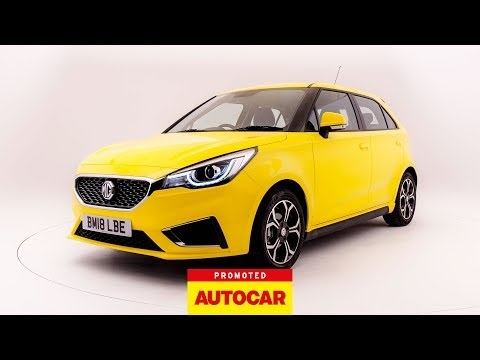 Promoted   MG3: Under The Spotlight