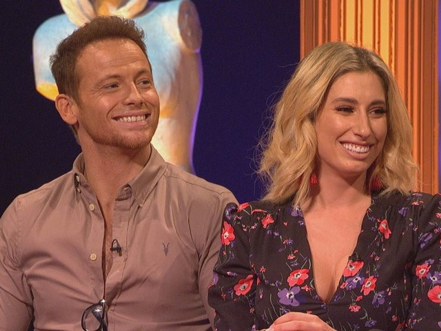 'He's good at other things!' Stacey Solomon hints Joe Swash is ON FIRE in bed, giving rare glimpse into their X-rated antics