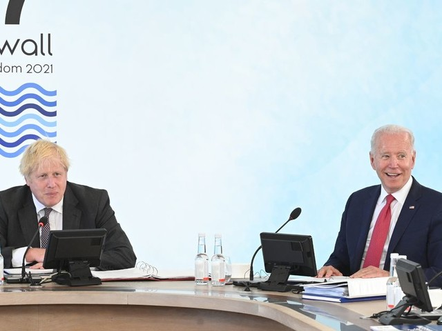 Johnson issues warning to European Union as trade dispute deepens