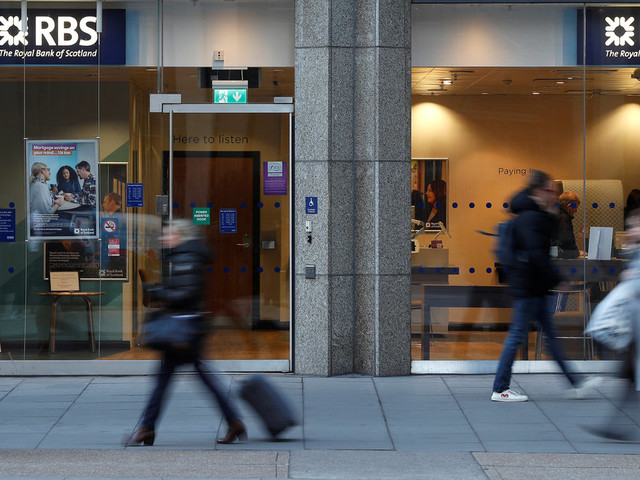 Royal Bank Of Scotland Announce Another 54 Branch Closures, With 258 Jobs Axed