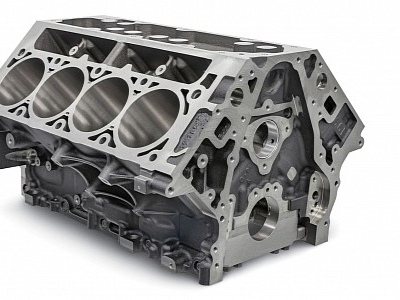Chevrolet Performance Rolls Out L8T Cast-Iron Cylinder Block