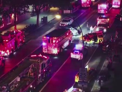 5 Injured In Multi-Vehicle Crash In Chelsea
