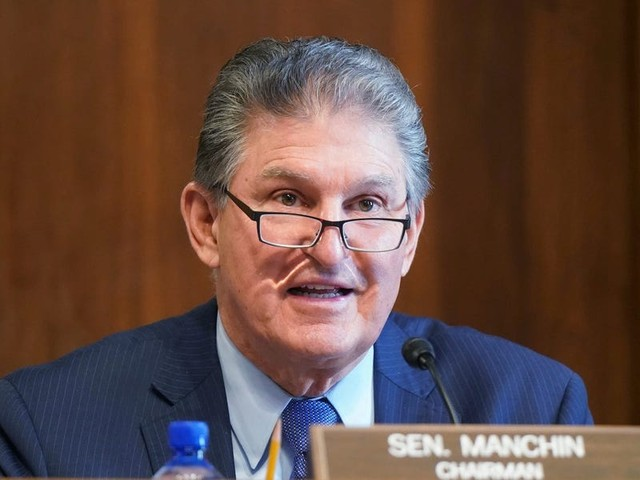 Manchin balks at GOP's smaller infrastructure plan — and says he can back $4 trillion as long as it's paid for