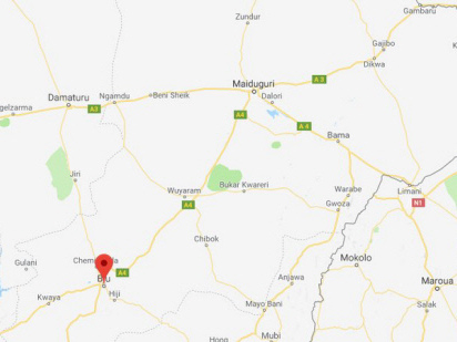 Twin suicide bombings kill at least 13 in Nigeria